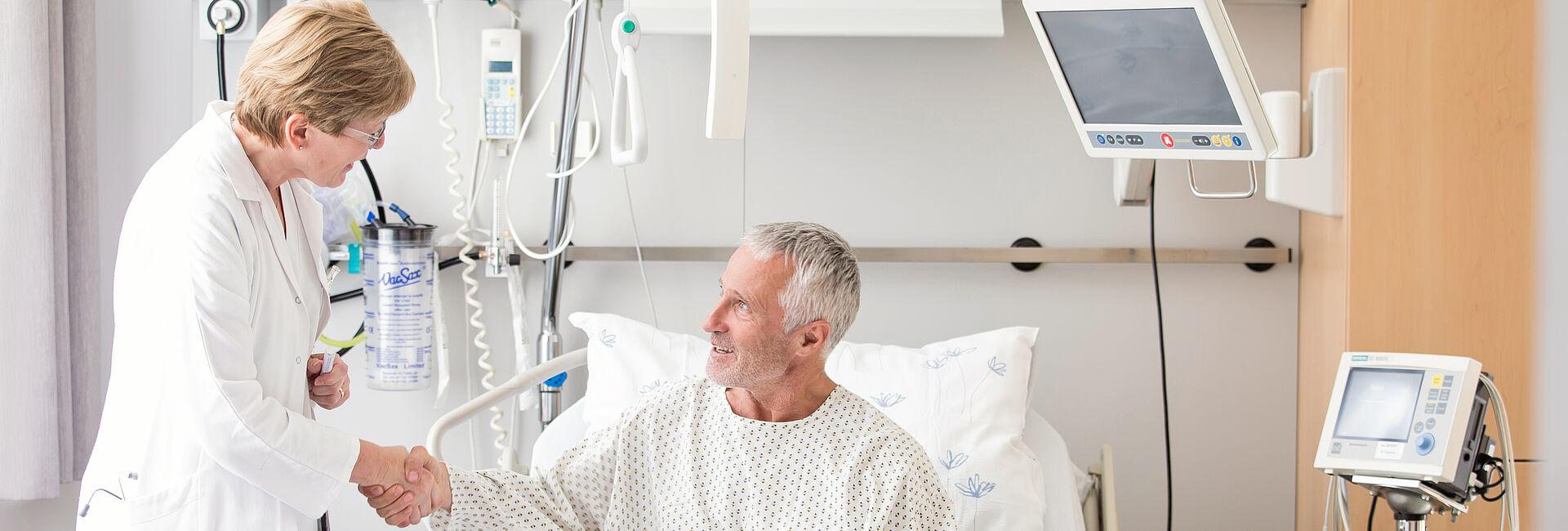 Klinik wartezeit chiemgau Wartezeit